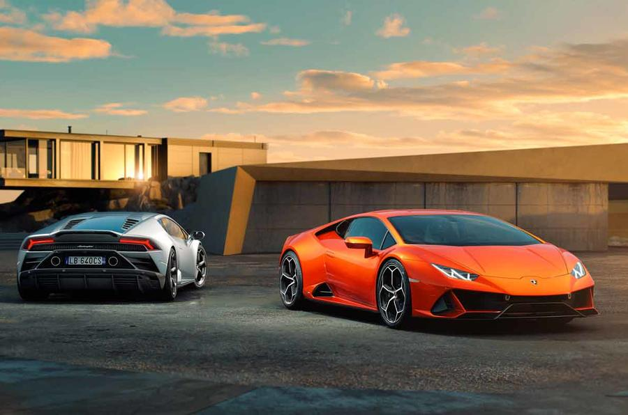 2019 Lamborghini Huracan Evo Revealed