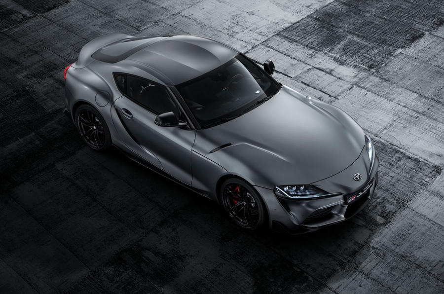 New Toyota GR Supra Revealed