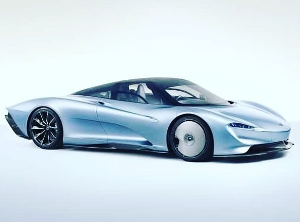 McLaren Speedtail revealed